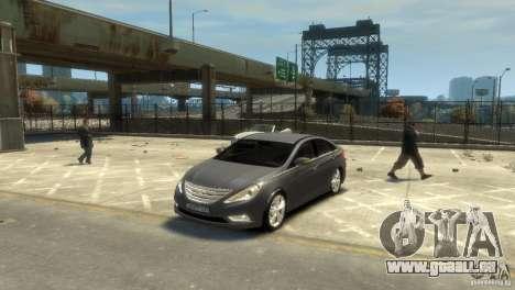 Hyundai Sonata für GTA 4