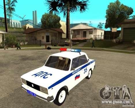VAZ 2105 DPS für GTA San Andreas