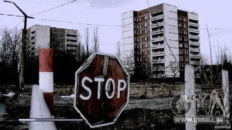 Écrans de chargement Chernobyl pour GTA San Andreas