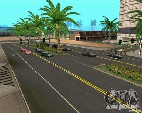 GTA 4 Road Las Venturas für GTA San Andreas dritten Screenshot