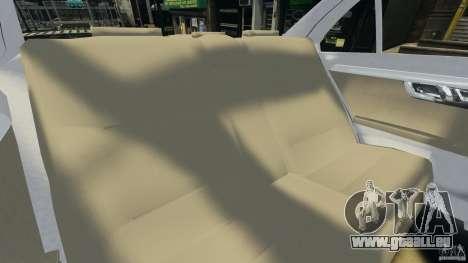Mercedes-Benz C350 Avantgarde v2.0 für GTA 4 Seitenansicht