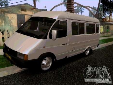 Gazelle 32213 1994 für GTA San Andreas