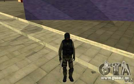 CJ-special forces pour GTA San Andreas
