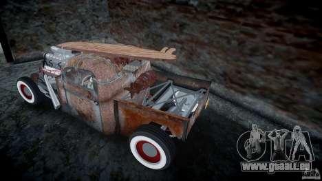 Ford RatRoad 1936 für GTA 4 obere Ansicht