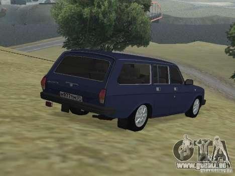 GAZ Volga 310221 für GTA San Andreas linke Ansicht