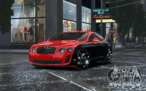Bentley Continental SS MansorY für GTA 4