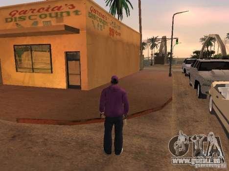 Ballas 4 Life für GTA San Andreas elften Screenshot