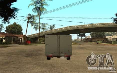 KEP 2345 für GTA San Andreas zurück linke Ansicht