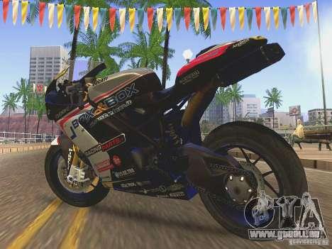Ducati 1098R für GTA San Andreas
