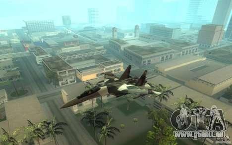 Su-35 BM v2. 0 für GTA San Andreas