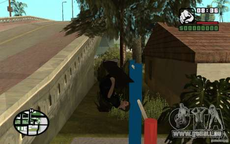 Reckstangen für GTA San Andreas her Screenshot