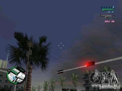 HUD von GTA IV 2.2 RC1 für GTA Vice City zweiten Screenshot