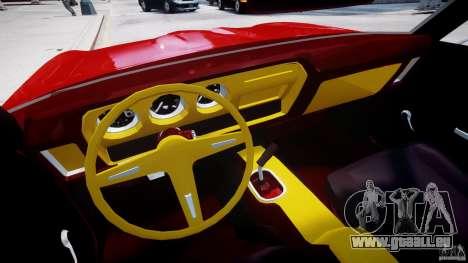 Pontiac GTO 1965 v1.1 pour GTA 4 est un droit