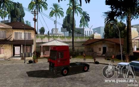 Mercedes-Benz Actros Lukoil pour GTA San Andreas