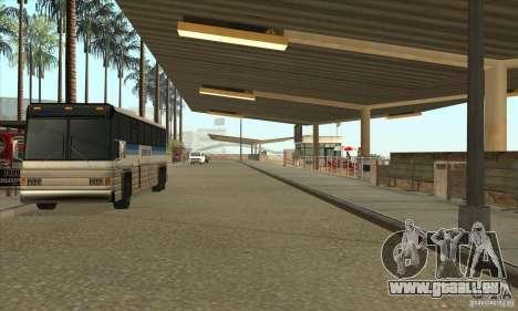 BUSmod pour GTA San Andreas neuvième écran