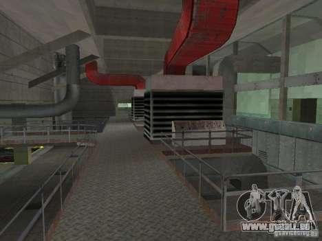 Freigelände 69 für GTA San Andreas achten Screenshot