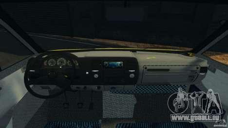Chevrolet Yankee v1.0 [Beta] für GTA 4 Rückansicht