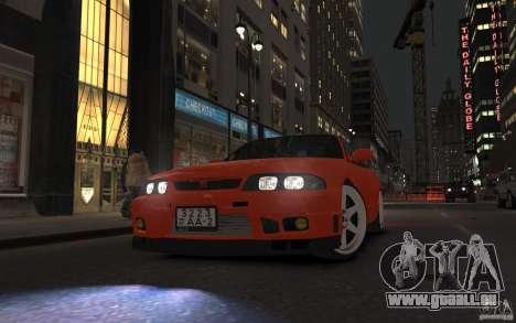Nissan Skyline pour GTA 4