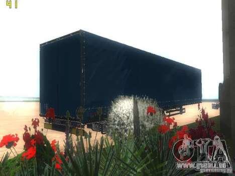 Nefaz-93341 remorque-10-07 pour GTA San Andreas laissé vue