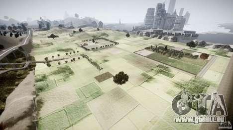 Liberty Green pour GTA 4 neuvième écran