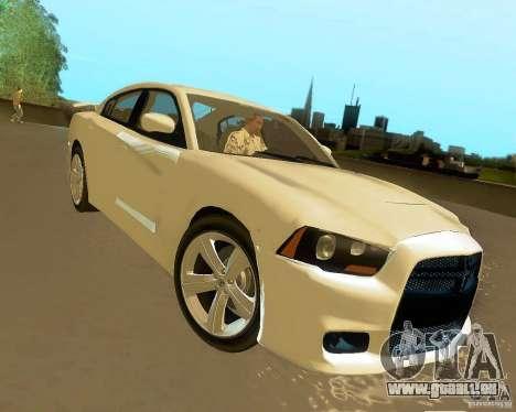 Dodge Charger SRT8 2012 für GTA San Andreas