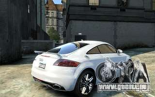 Audi TT RS 2010 für GTA 4 linke Ansicht