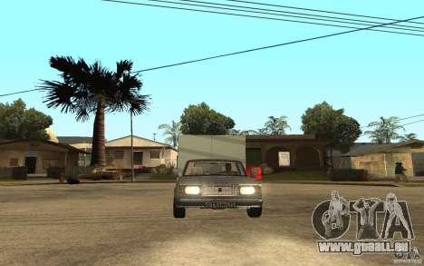 CEP 2345 pour GTA San Andreas vue de droite