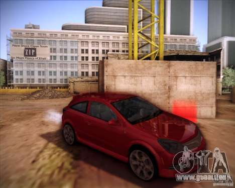 Opel Astra Saturn pour GTA San Andreas