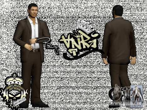 Pak-skins für GTA San Andreas elften Screenshot