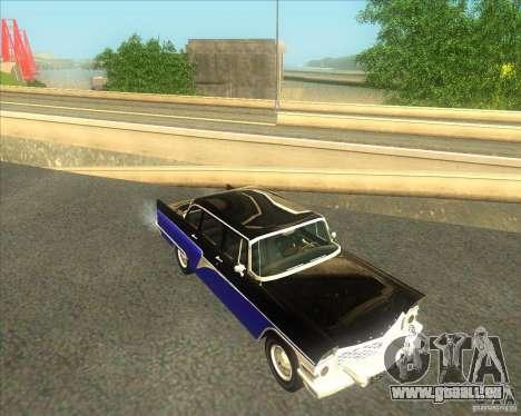 GAZ 13 Chaika pour GTA San Andreas vue de droite