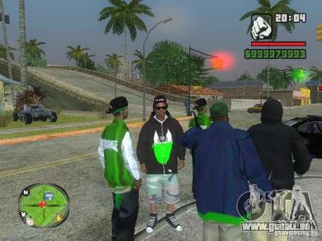NEW Ryder für GTA San Andreas dritten Screenshot