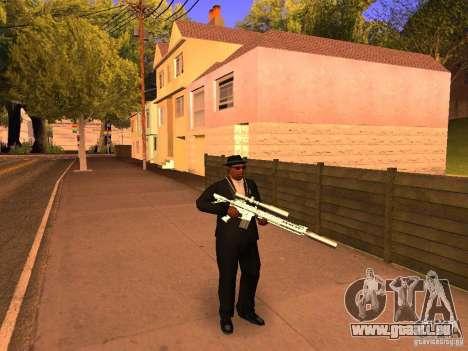 TeK Weapon Pack für GTA San Andreas her Screenshot
