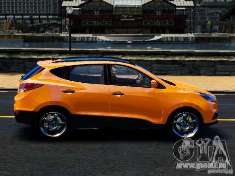 Hyundai ix35 2010 Final pour GTA 4 est une gauche