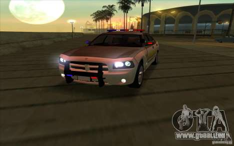 County Sheriffs Dept Dodge Charger pour GTA San Andreas