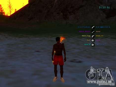 Skin Pack für Samp-rp für GTA San Andreas dritten Screenshot
