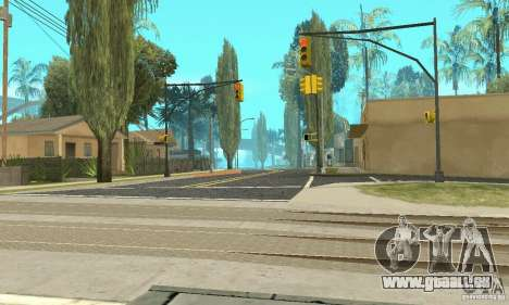 Grove Street pour GTA San Andreas cinquième écran