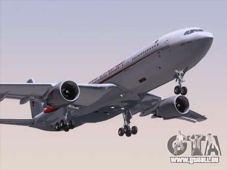 Airbus A330-203 Air Algerie für GTA San Andreas linke Ansicht