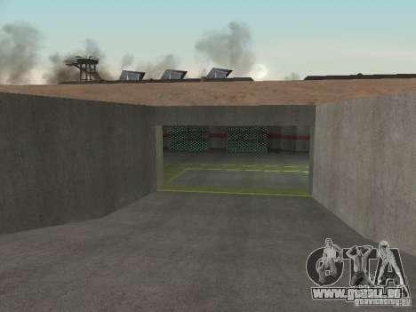 Espace ouvert 69 pour GTA San Andreas