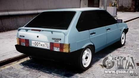 VAZ-21093i für GTA 4 rechte Ansicht