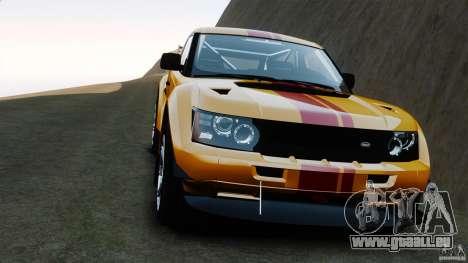 Bowler EXR S 2012 pour GTA 4