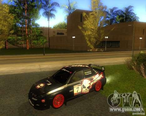Subaru Impreza Colin McRae pour GTA San Andreas