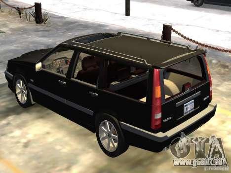 Volvo 850 R 1996 Rims 1 pour GTA 4 est un droit