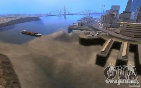 ENBSeries pour v2 de 128 à 512 Mo carte vidéo pour GTA San Andreas cinquième écran