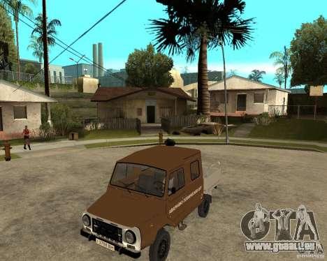 LuAZ-13021-04 für GTA San Andreas