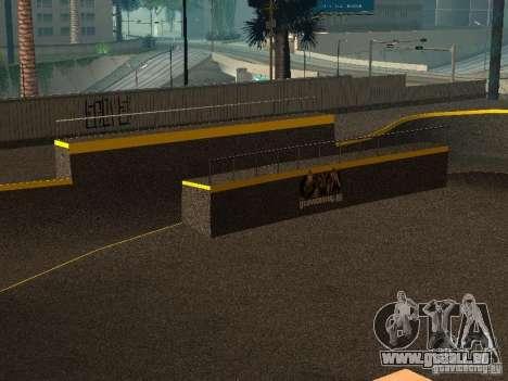 New SkatePark für GTA San Andreas her Screenshot