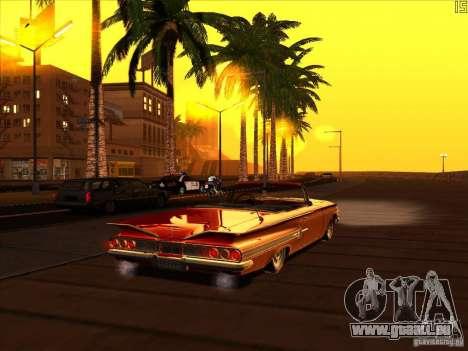 ENBSeries v1.6 pour GTA San Andreas deuxième écran