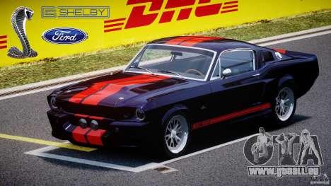 Ford Shelby GT500 1967 für GTA 4