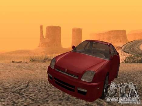 Honda Prelude Sport pour GTA San Andreas