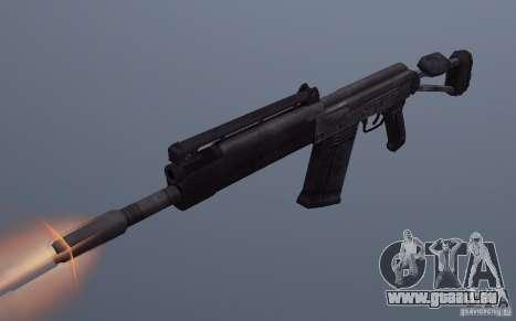 Izhmash Saiga-12K pour GTA San Andreas