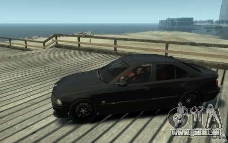 BMW M5 E39 für GTA 4 linke Ansicht